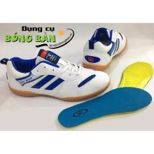 Giày bóng bàn CP BB-002 (trắng - xanh)