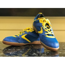 Giày bóng bàn CP 005 (xanh vàng)