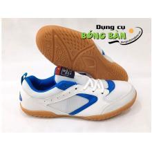 Giày bóng bàn CP 005 (Trắng xanh)