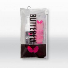 Butterfly Bộ vệ sinh mặt vợt - RUBBER SET