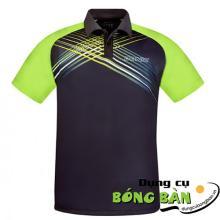 Áo Donic Polo Shirt Riva Đen