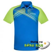 Áo Donic Polo Shirt Riva Xanh