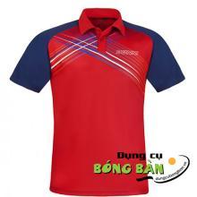 Áo Donic Polo Shirt Riva Đỏ