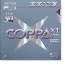 Donic Coppa X1 Turbo Platin