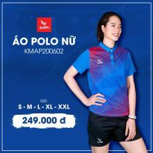 Áo Kamito Polo Nữ KMAP200602