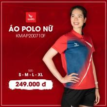 Áo Kamito Polo Nữ KMAP200710F