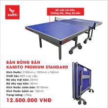 Bàn Bóng Bàn KAMI Premium Standard