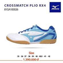 Mizuno Crossmatch RX4 (Trắng Xanh)