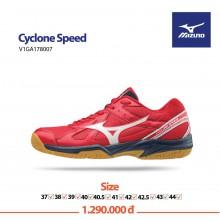 Cyclone Speed - Đỏ Trắng xanh 81GA178007