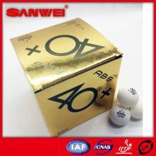 Bóng Sanwei 40+ ABS 1 sao