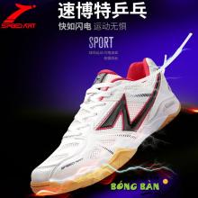 Giày Speed Art ST28006 (Trắng-Đỏ)