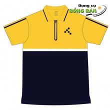 Áo PingPong T Sport (Vàng - Xanh Đen)