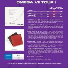 OMEGA VII TOUR i